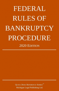 federal rules of bankruptcy procedure 70264-94a